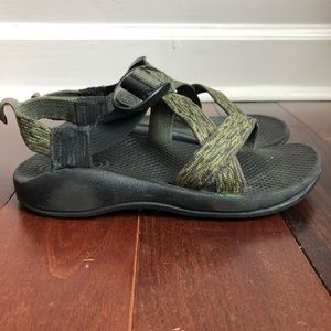 CHACO Kids Youth Green Water Sport Sandals